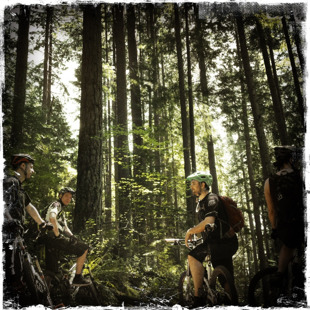 north shore mtn biking