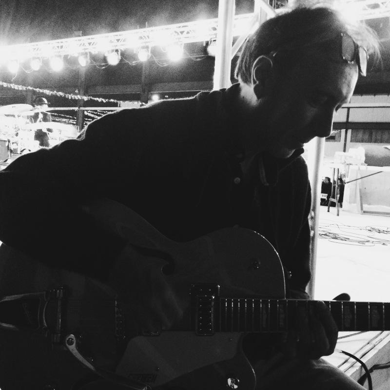 John at Richmond Night Market