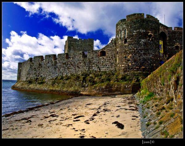 Carrickfergus Castle (Irlanda del Norte)