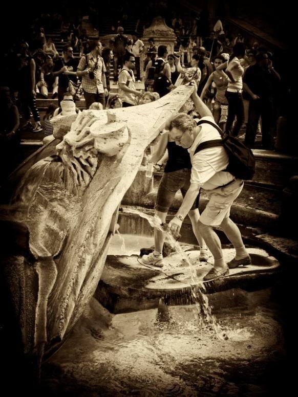 Fontana della Barcaccia (Rome)