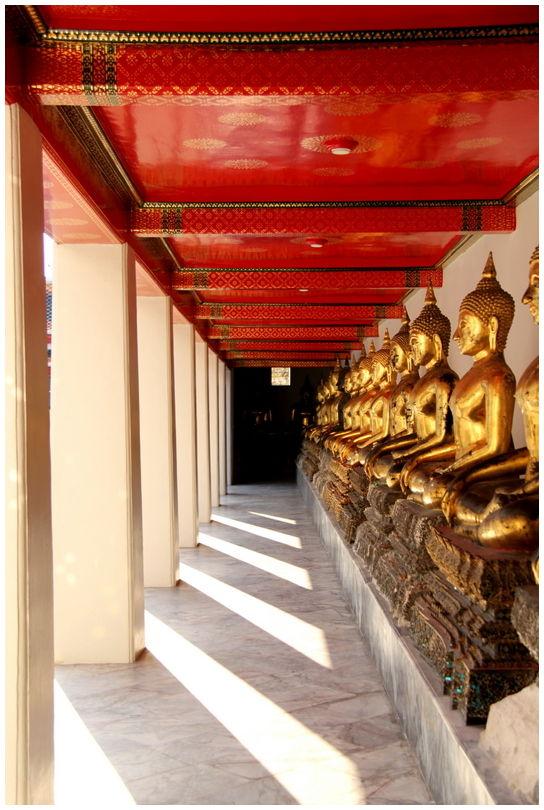 Buddhas of Wat Pho