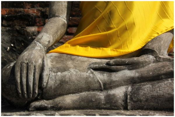 Buddha - Ayutthaya