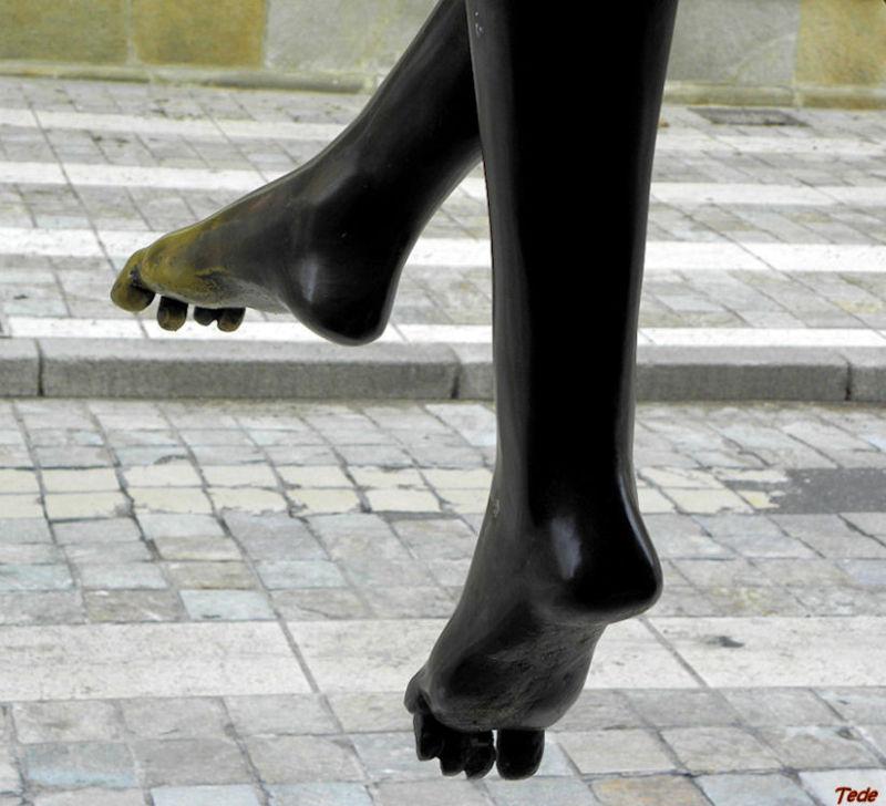 Histoire de pieds...