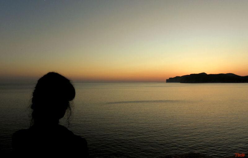 Crépuscule à Majorque