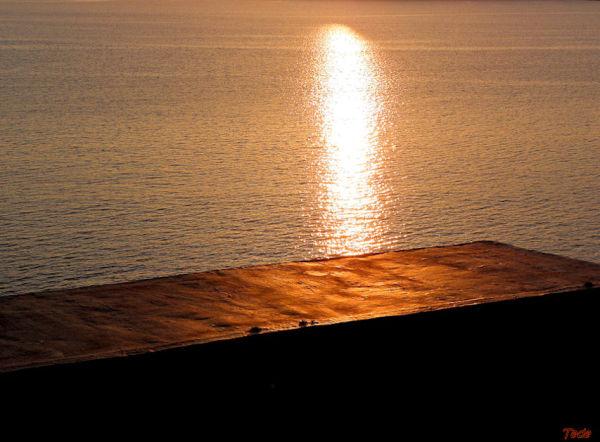 Coucher de soleil Majorque