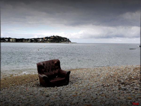 Le fauteuil vide