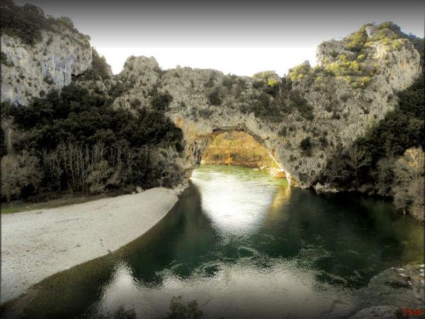 Le Pont d'Arc (Ardèche)