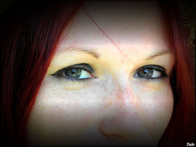Les yeux de ma fille