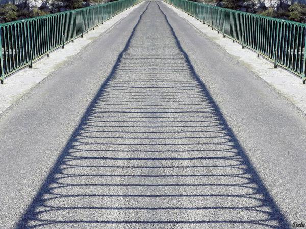 L'ombre du pont