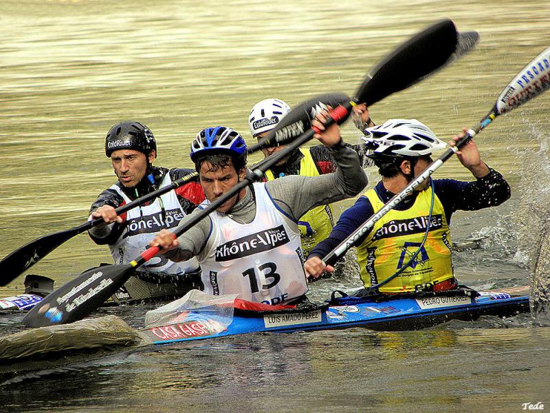 Marathon des Gorges de l'Ardèche 2011