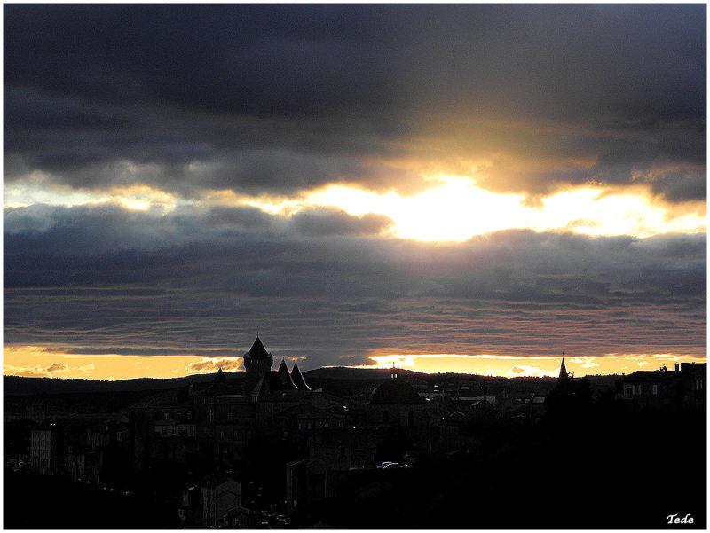 Ma ville Aubenas (Ardèche)