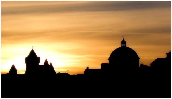 Le crépuscule  du  matin...