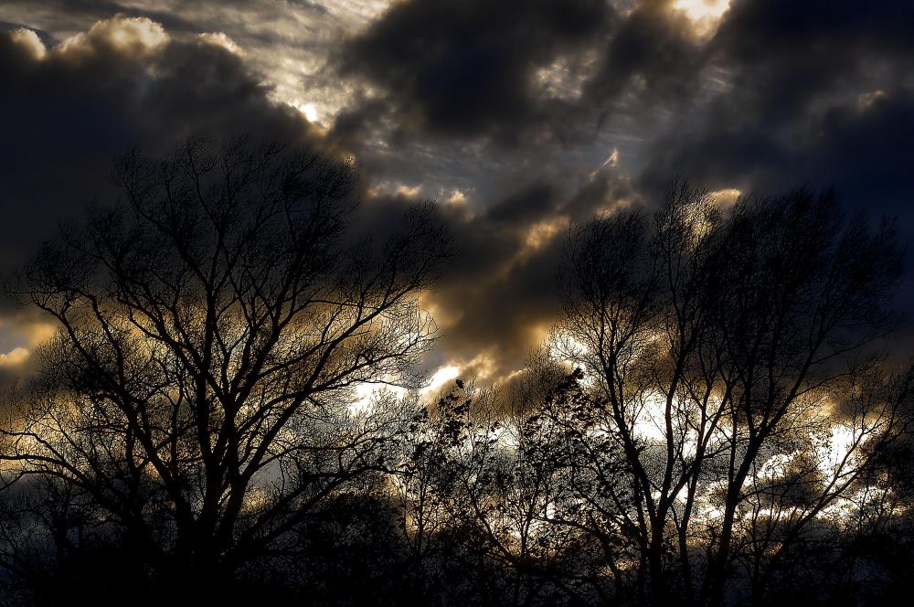 Vent et nuages