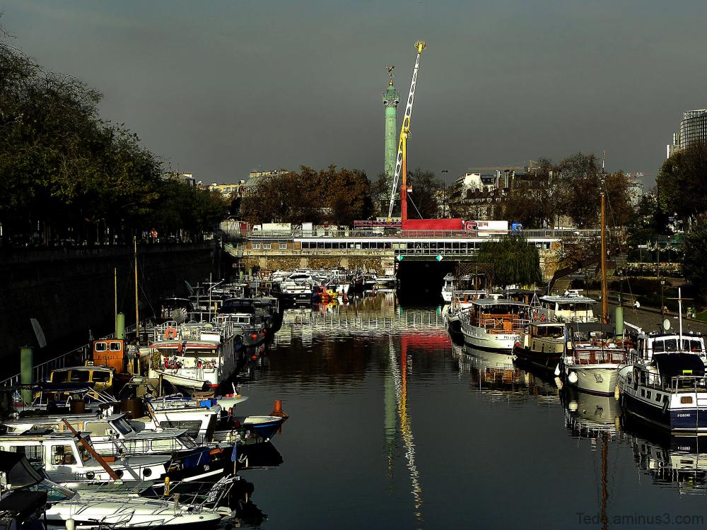 Port du Canal St-Martin