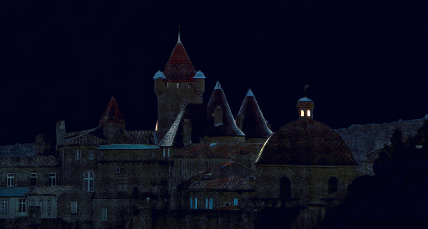 Aminus3 Featured photo Nuit  sur  le  château... | 1 September 2014