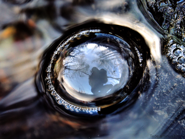 Moi  dans  ma  bulle...