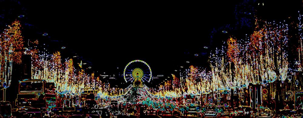 Champs Elysées Paris