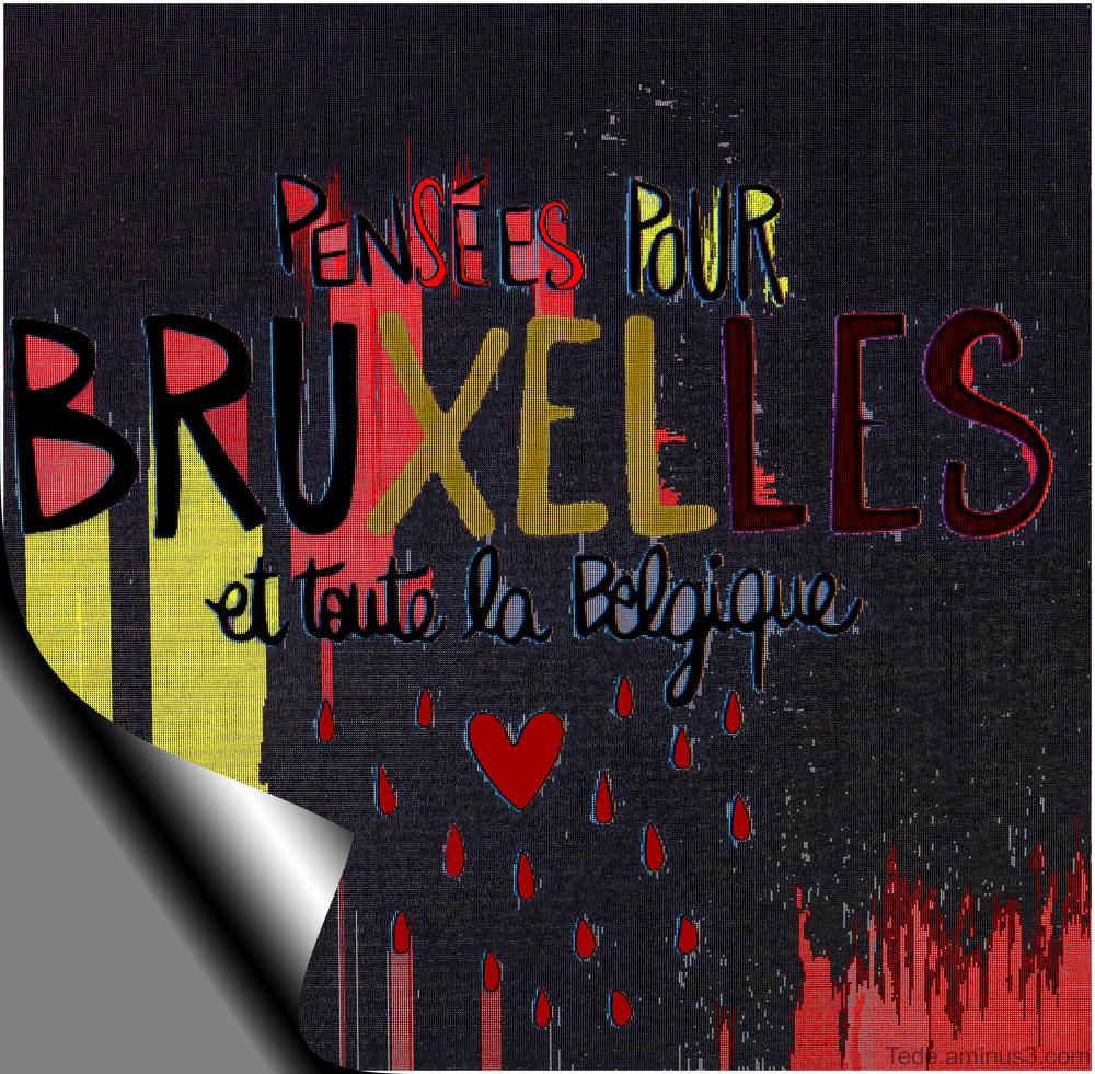 Attentats Bruxelles 22 Mars 2016