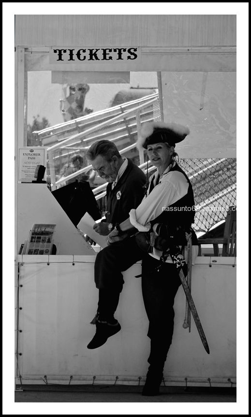 Pirati a San Diego
