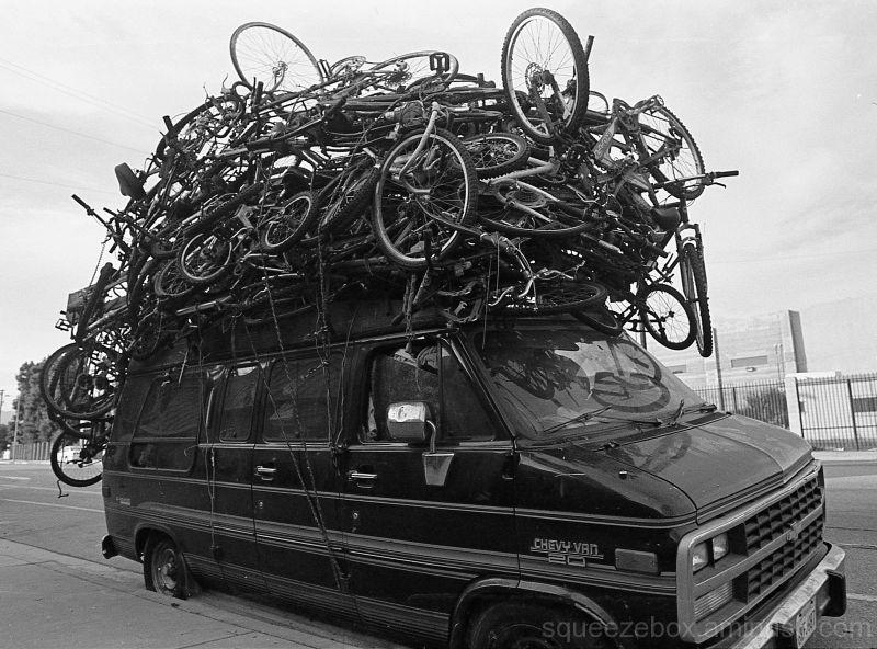 Bikes Ride