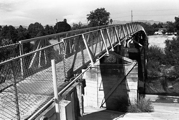 Sunnynook Footbridge