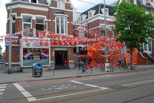 Rotterdam, city centre