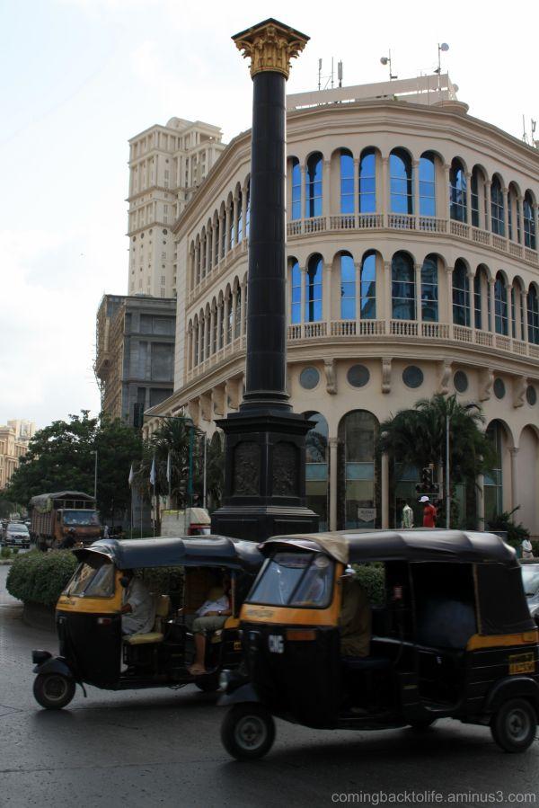 central avenue, hiranandani