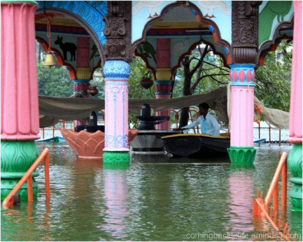 the lake temple IV