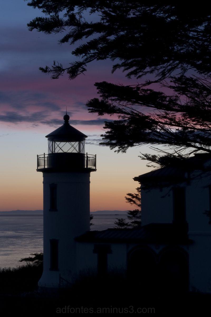Admiralty Head Lighthouse 2 (Washington)