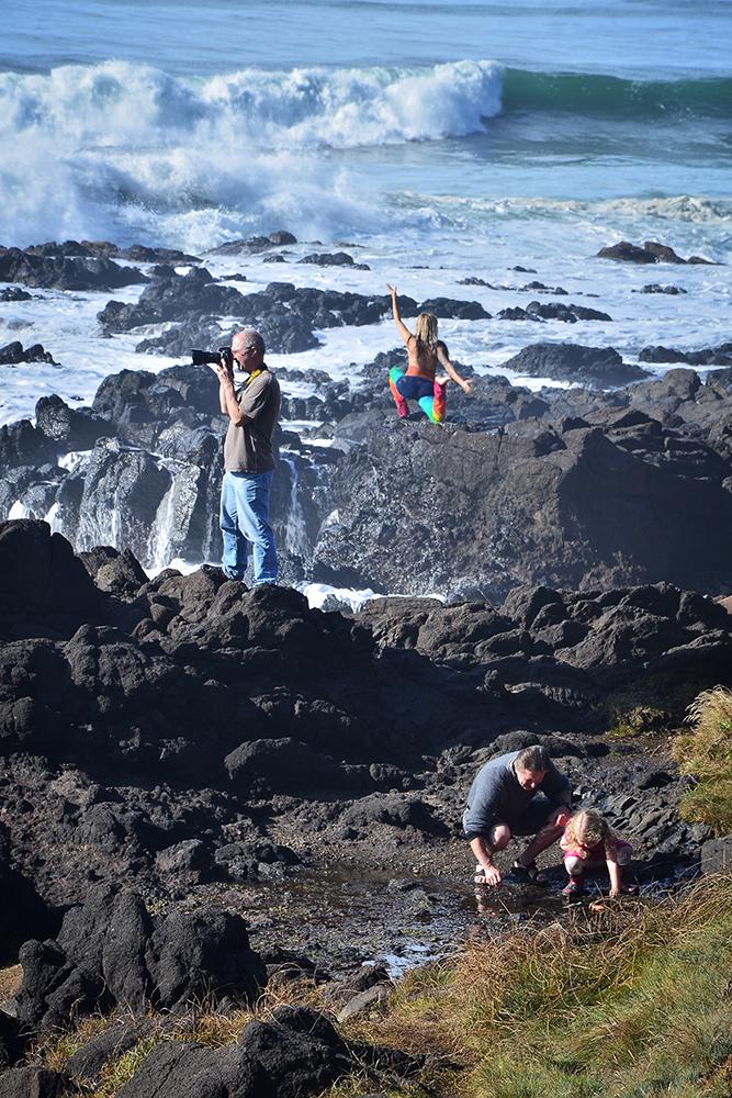 Myriad of activities along central Oregon coast