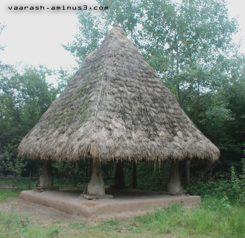 موزه ميراث روستايي گيلان 1