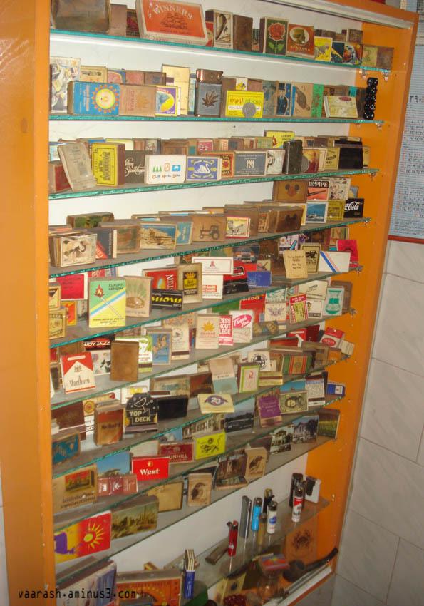 کبریت قدیمی  matches collection