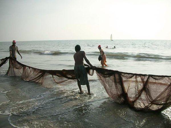 fishermen in Goa