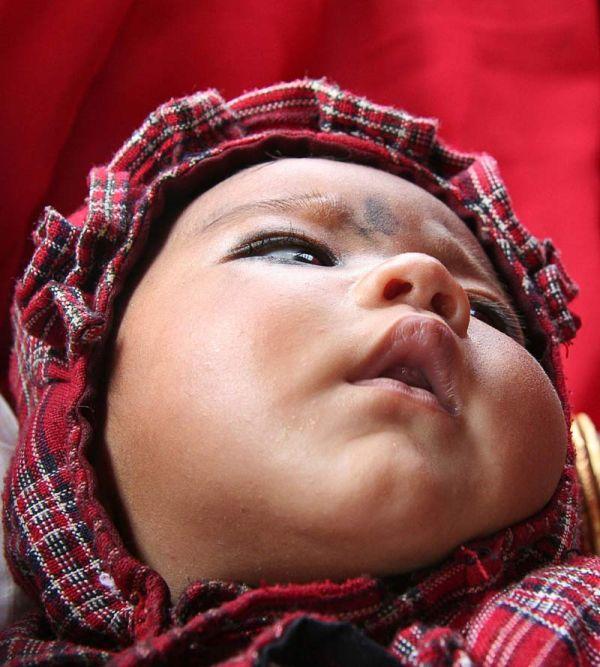 nepal   baby