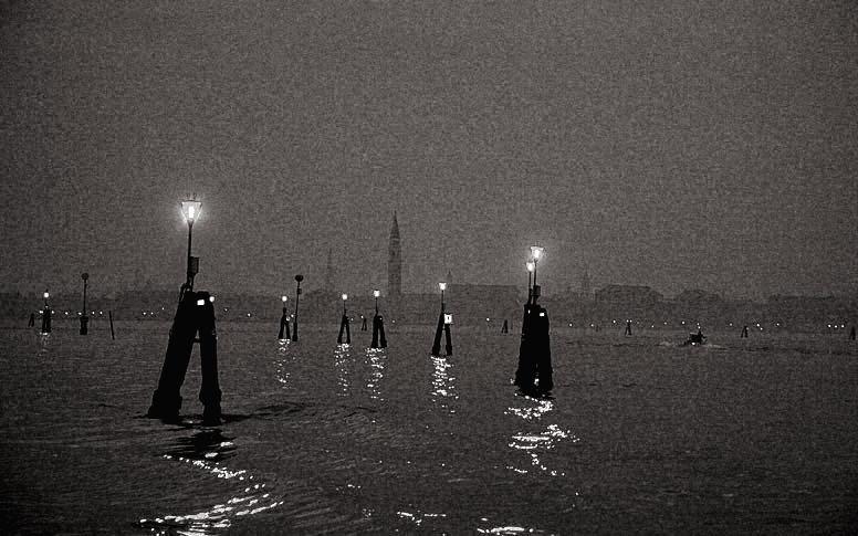 Venise  night