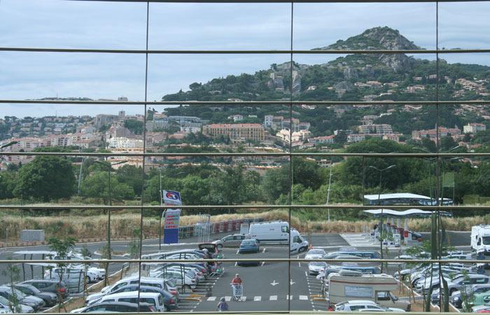 France  Cote d 'azur supermarket