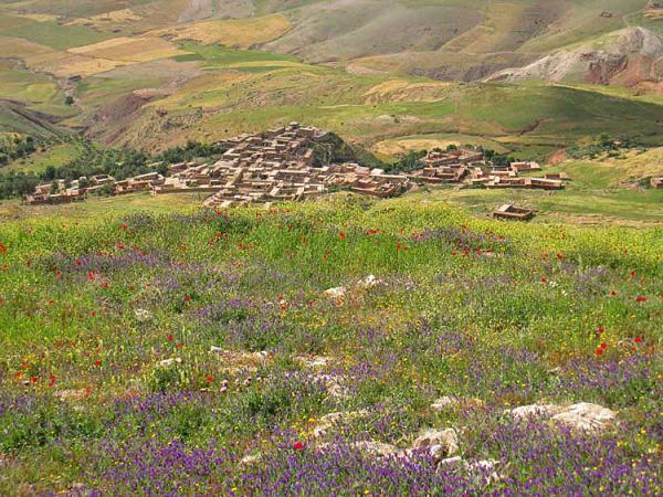 Morocco spring Atlas