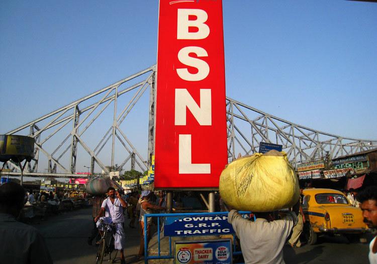 à la gare  de Calcutta/calcutta railway station