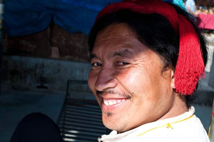 Khampa in India