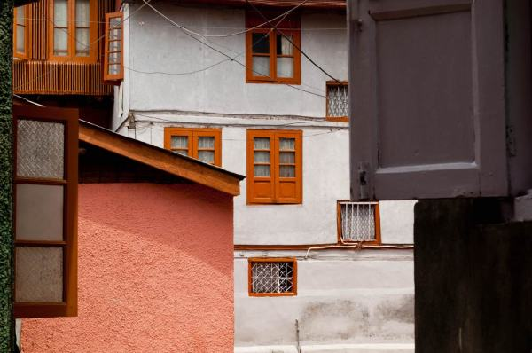 Houses in Srinagar