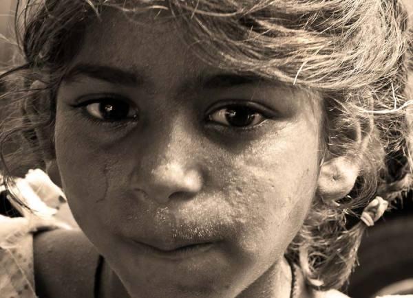 Enfant des rues / Street girl