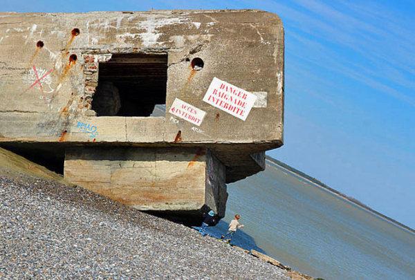 dessine moi un hérisson/bunker