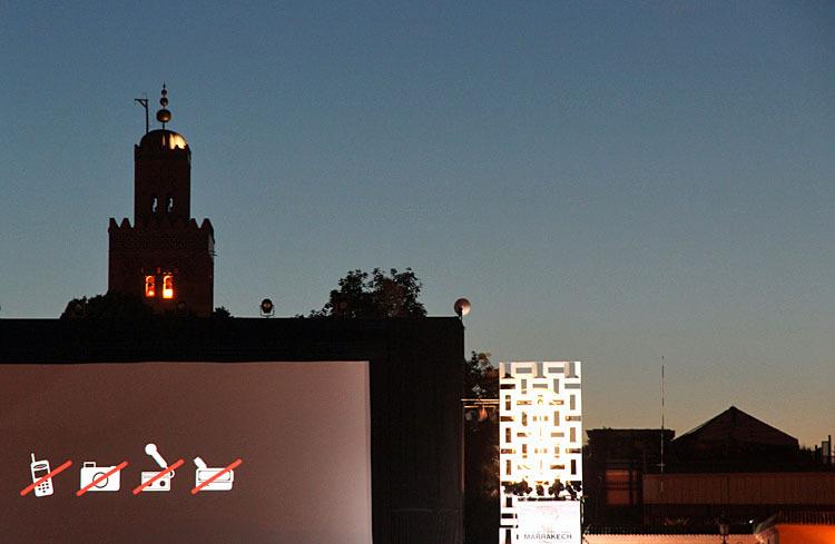 Marrakech fait son cinéma