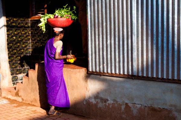 Marché à domicile  /  Market at home