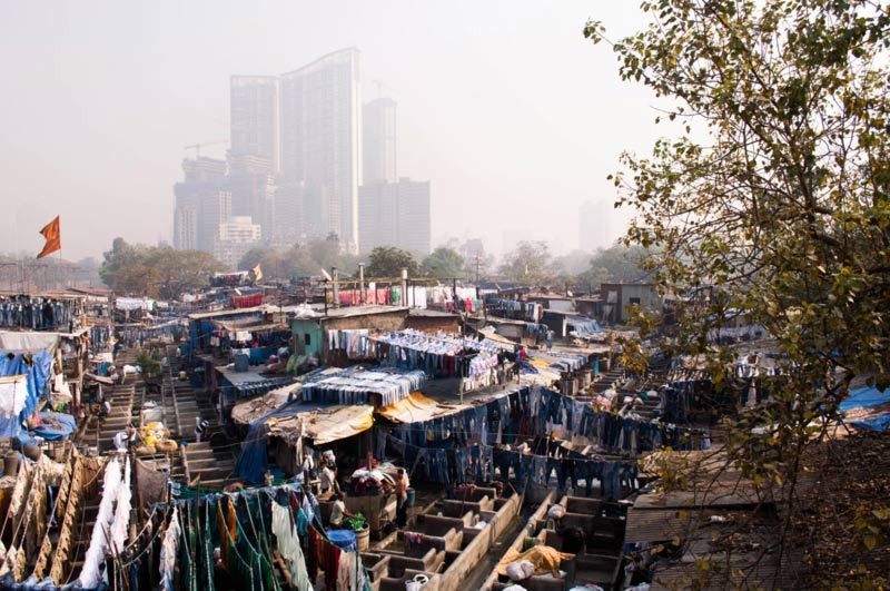 Dhobi Ghat : la grande lessive /The big washing 1