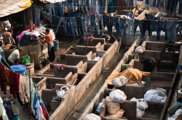 Dhobi Ghat: La grande lessive/ The big washing 2