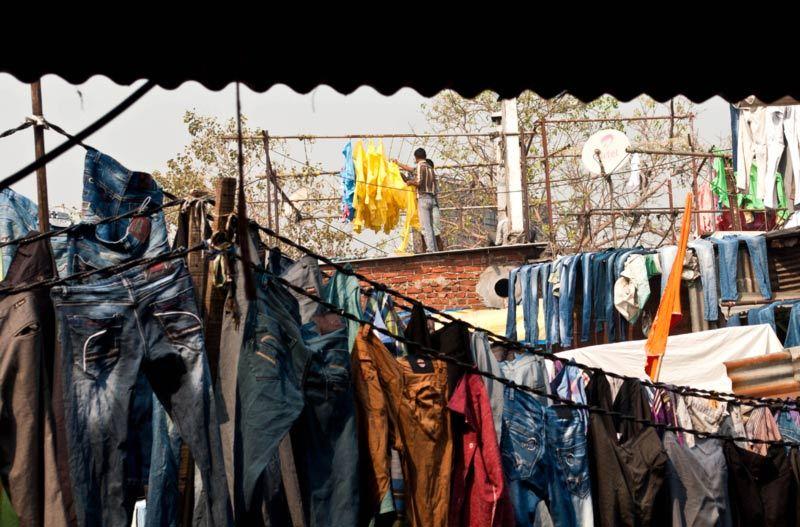 Dhobi Ghat: La grande lessive / The big washing 4