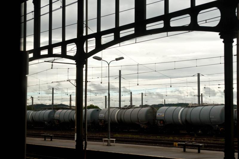 Balade ferroviaire : Train journey