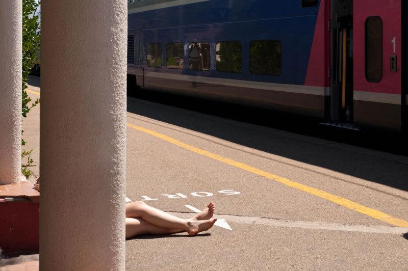 Balades ferroviaires  / Train journey