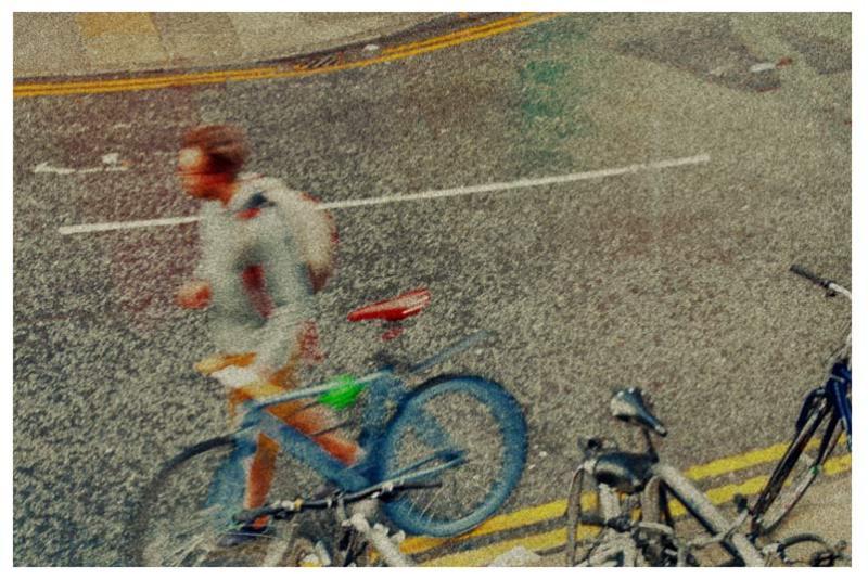 Vélos dans la ville / Bicycles in the city